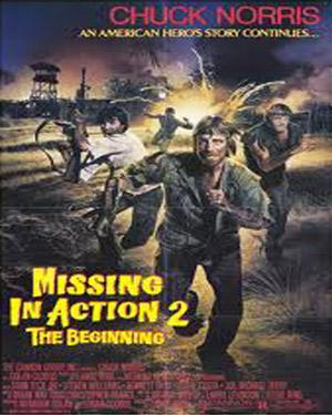 Missing in Action 2 - The Beginning  poster