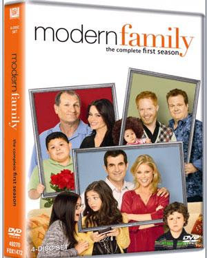 buy modern family season one dvd