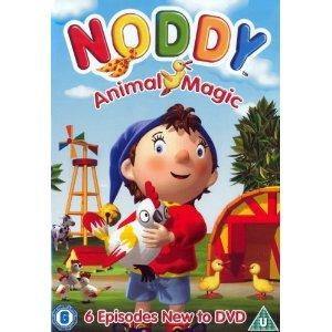 NODDY - ANIMAL GAMES poster