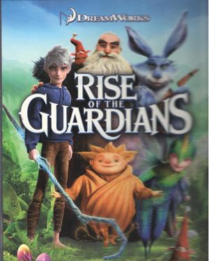 Rise of the Guardians BluRay