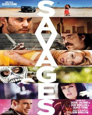 Savages(2012)  movie