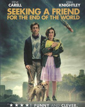 Seeking a Friend for the End of the World VCD