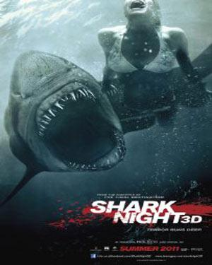 Shark Night VCD