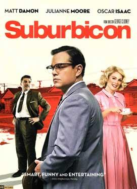 Suburbicon DVD