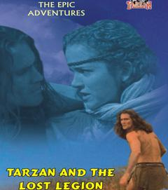 TARZAN AND THE LOST LEGION  movie
