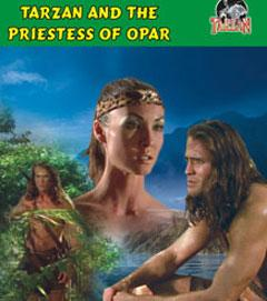 TARZAN AND THE PRIESTESS OF  OPAR  movie
