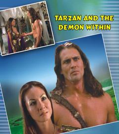 TARZAN AND THEDEMON WITHIN  movie