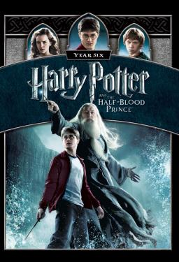 Harry Potter and the Half-Blood Prince (Telugu) poster
