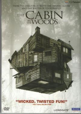 The Cabin in the Woods  VCD
