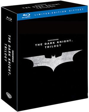 The Dark Knight Trilogy  movie