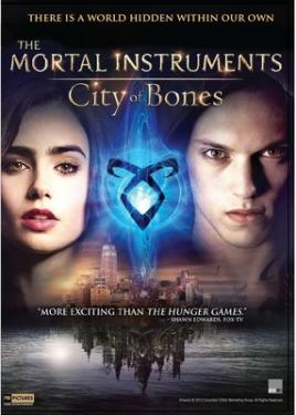 The Mortal Instruments - City of Bones  movie
