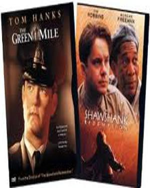 THE SHAWSHANK REDEMPTION AND THE GREEN MILE  movie