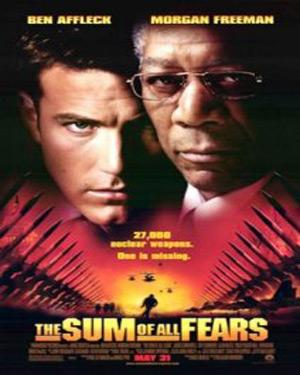 THE SUM OF ALL FEARS  movie