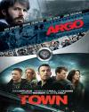 The Town And Argo DVD