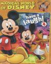 MAGICAL WORLD OF DISNEY HAVE A LAUGH  VOL 4 DVD