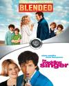 Blended And The Wedding Singer DVD