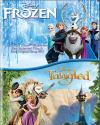 Frozen & Tangled DVD