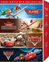 Cars-Cars 2-Planes & Planes Fire & Rescue BluRay