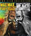 Mad Max Fury Road - Black & Chrome Version BluRay