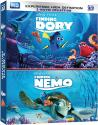 Finding Nemo & Finding Dory - 3D BluRay