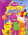 BARNEY - LETS MAKE MUSIC DVD