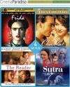 BEST OF WORLD MOVIES Female In Lead Role ( Frida - Chocolat - The Reader - Kama Sutra) DVD