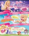 Barbie 3 Magical Movies - (Fashion Fairytale, Mermaid Tale, Three Musketeers) VCD