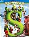Shrek The Whole Story Quadrilogy BluRay