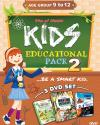 Buy KIDS EDUCATIONAL PACK 2  DVD