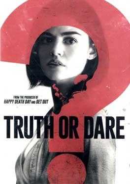 Truth or Dare DVD