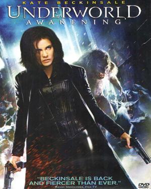 Underworld Awakening  BluRay