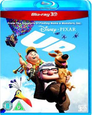 Up 3D BluRay