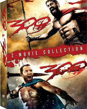 300 & 300 : Rise Of An Empire poster