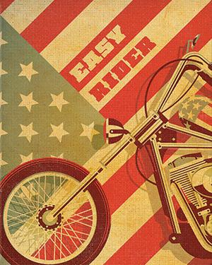 Easy Rider (Steelbook) poster