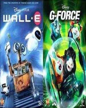 Buy G Force Wall E Dvd Online