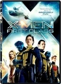 X Men - First Class poster