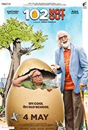 102 Not Out poster