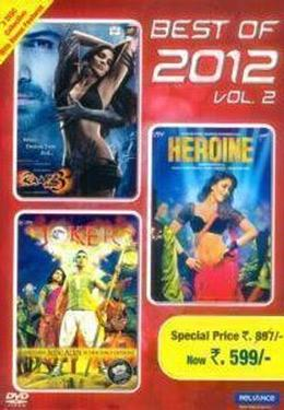 BEST OF 2012-RAAZ 3-HEROINE-JOKER  movie
