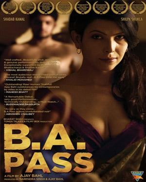 B.A PASS  movie