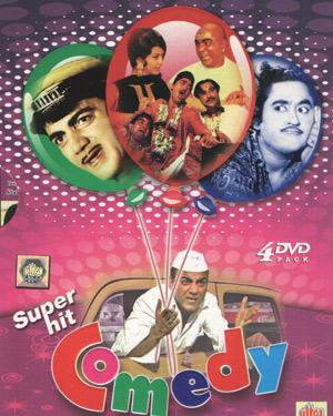 Super Hit Comedy - Bombay To Goa - Half Ticket - Padosan - Sadhu Aur Shaitan  movie