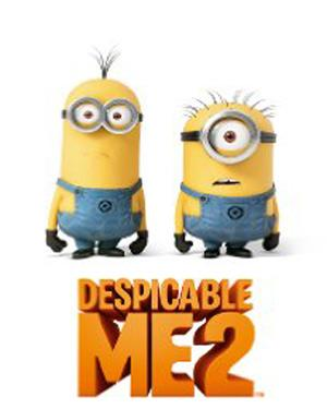 Despicable Me 2 (Hindi)  movie