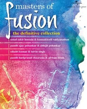Masters Of Fusion poster