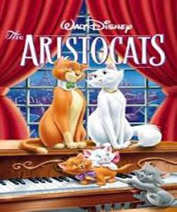 THE ARISTOCATS SPL EDT poster