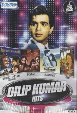 DILIP KUMAR HITS 4 DVD PACK  movie