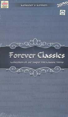 Forever Classics Collection of 20 Super Hit Classic Films DVD