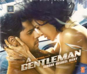 A Gentleman SUNDAR SUSHEEL RISKY  movie