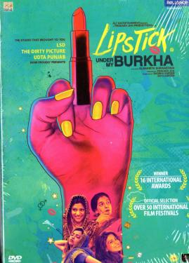 Lipstick Under My Burkha BluRay