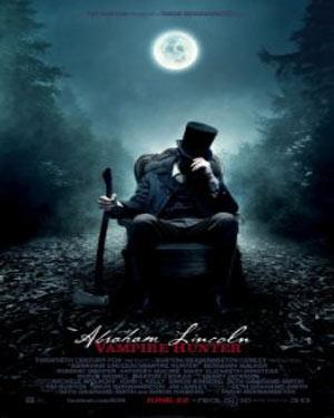 Abraham Lincoln: Vampire Hunter(Hindi) VCD