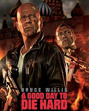 A Good Day To Die Hard (Hindi)  movie