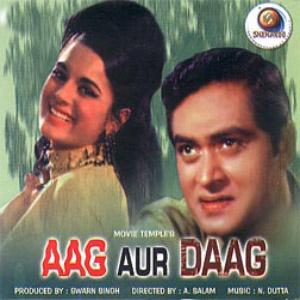 AAG AUR DAAG  movie